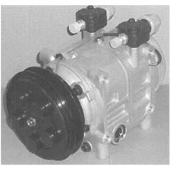 Temsa Opalin 24 V TAK001 kompressorer