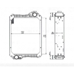 Cace IH CX90-CX100-MX80C-MX90C-MX100C