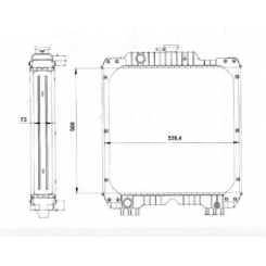 Cace Farmall JX75-JX80-JX90-JX65A-